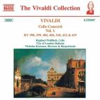 Vivaldi: Cello Concerti, Vol. 1