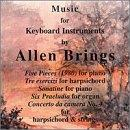 Brings: Music For Keyboard Instruments / Chinn, Et Al