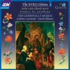 Byrd Edition, Vol. 3: Early Latin Church Music