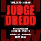 Judge Dredd - Trailer Music (Jerry Goldsmith)
