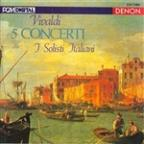 Vivaldi: 5 Concerti