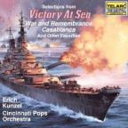 Selections From Victory At Sea, War And Remembrance, Casablanca and Other Favorites.