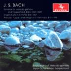 J. S. Bach: Sonatas for viola da gamba and harpsichord