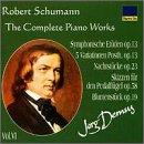 Schumann:Piano Works Vol. 6
