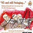 85 And Still Swinging - Live At Carnegie Hall