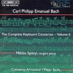 C.P.E. Bach: The Complete Keyboard Concertos, Vol. 6