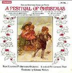A Festival of Christmas / Walters, Royal Liverpool PO