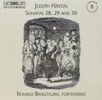 Haydn:Piano Sonatas Vol. 8