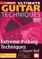 Bull, Stuart Ultimate Guitar Techniques: Extreme Picking Techniques