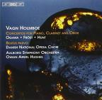 Vagn Holmboe: Concertos for Piano; Clarinet and Oboe; Beatus Parvo