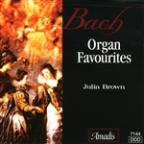 Bach: Organ Favorites