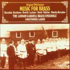 Original 19th Century Music for Brass / Larkin, et al