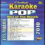 Karaoke: Pop Hits of Month - February 2010