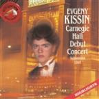 Evgeny Kissin Carnegie Hall Debut Concert Highlights