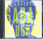 Essence of Sarah Vaughn