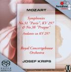 "Mozart: Symphonies Nos. 31 (""Paris"") & 38 (""Prague"")"