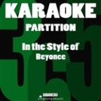 Partition (In The Style Of Beyonce) [karaoke Version] - Single