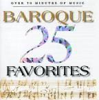25 Baroque Favorites