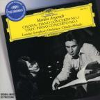 Chopin: Piano Concerto No. 1; Liszt: Piano Concerto No. 1