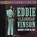"Proper Introduction To Eddie ""Cleanhead"" Vinson: Kidney Stew Blues"