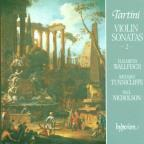 Tartini: Violin Sonatas Vol 2 / Locatelli Trio