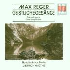 Max Reger: Sacred Songs