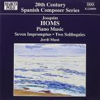 20th Century Spanish Composer Series - Joaquim Homs / Masó
