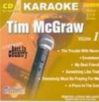 Karaoke: Tim Mcgraw 1