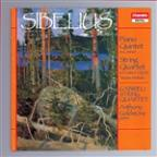 "Sibelius: Piano Quintet; String Quartet ""Voces Intimae"""