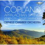 Copland: Appalachian Spring; Quiet City; Short Symphony