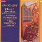 Mozart: Church Sonatas