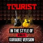 Tourist (In The Style Of Athlete) [karaoke Version] - Single