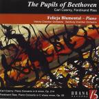 Pupils of Beethoven: Carl Czerny, Ferdinand Ries