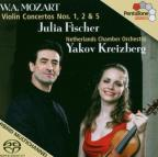 Mozart: Violin Concertos Nos 1, 2, 5