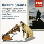 Strauss: Also Sprach Zarathustra/Don Jua