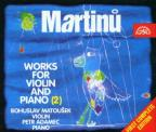 Works For Violin And Piano II