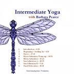 Intermediate Yoga: With Barbara Pearce