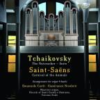 Tchaikovsky The Nutcracker Suite; Saint-Saens: Carnival of the Animals