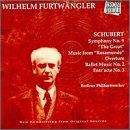 Palladio - Wilhelm Furtwangler conducts Schubert