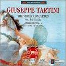 Tartini:Violin Concertos Volume 6