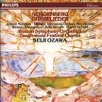 Schoenberg: Gurrelieder / Ozawa, Norman, Boston SO