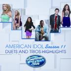 American Idol Season 11: Duets and Trios Highlights