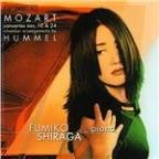 Mozart: Concertos Nos. 10 & 24 in Chamber Arrangements by Hummel
