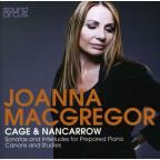 Joanna MacGregor plays Cage & Nancarrow