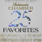 Intimate Chamber: 25 Favorites