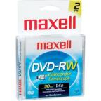 2 Pack Recordable DVD