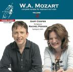 Mozart: Complete Sonatas for Keyboard and Violin, Vol. 2
