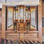 John Brock in Recital