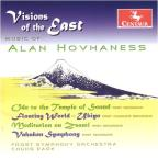 Visions of the East: Music of Alan Hovhaness