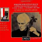 Bach: Cello Suites 1 - 3